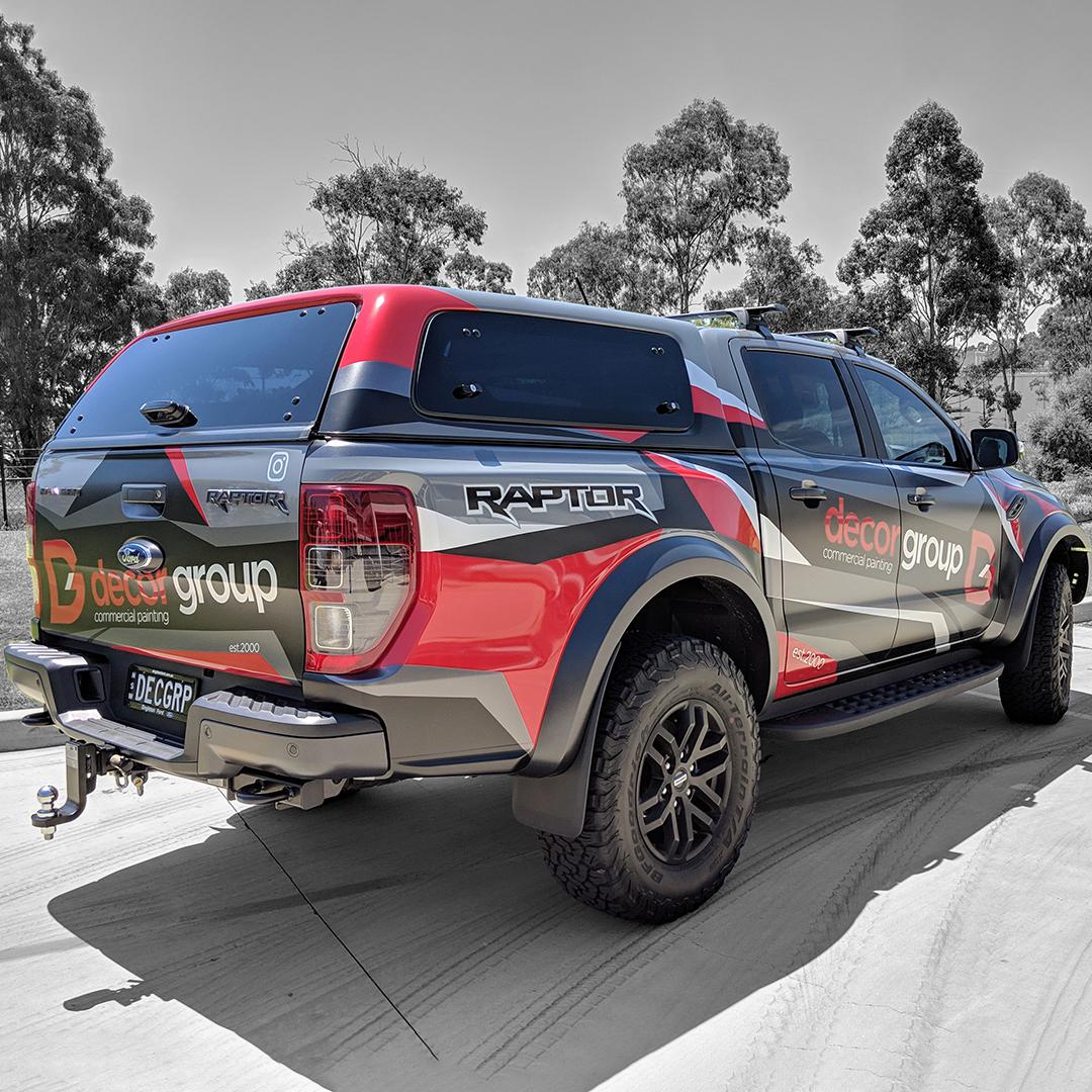 Ford, Ranger, Raptor, Signage, Design