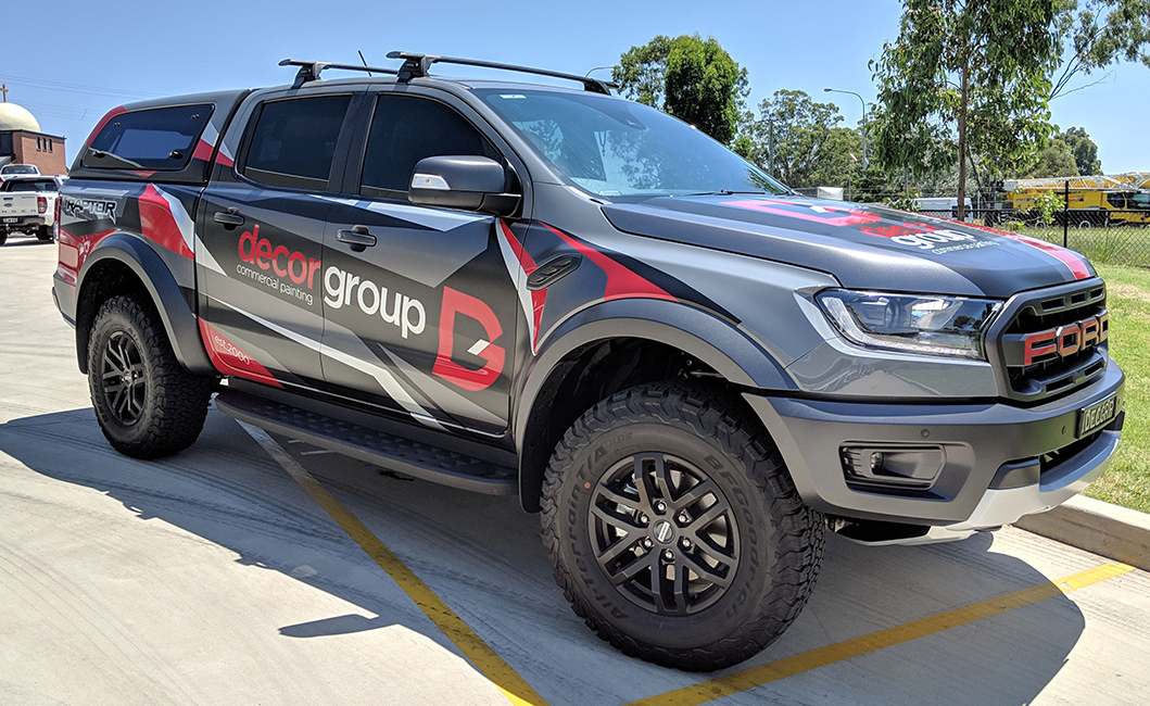 Ford, Ranger, Raptor, Signage, Design