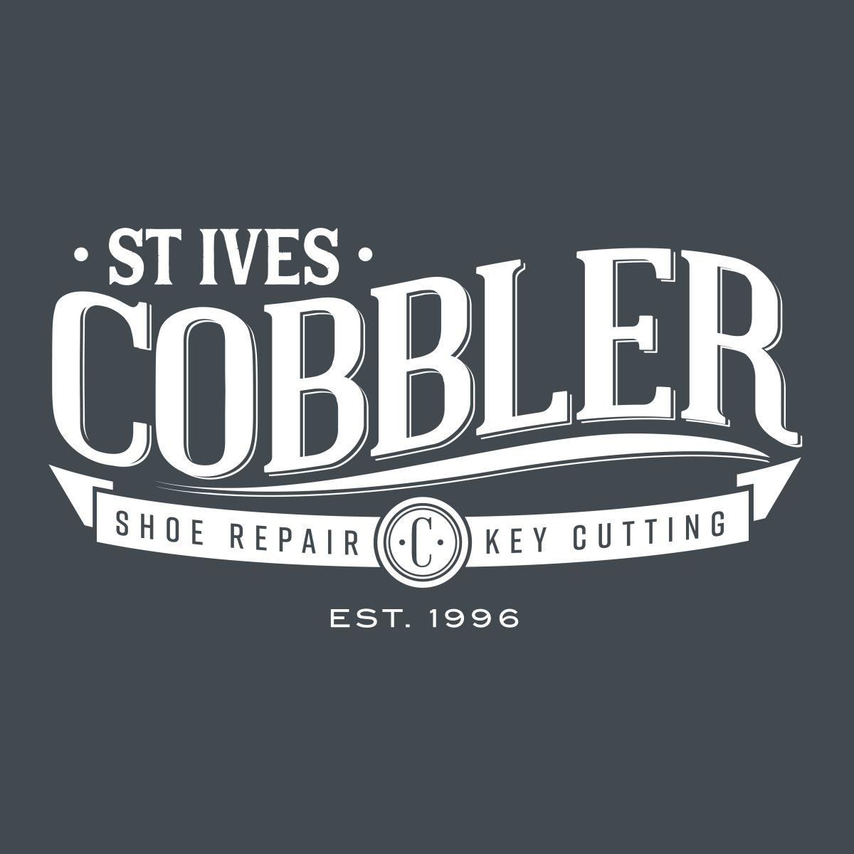 St-Ives, Cobbler, Logo, Design